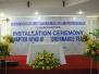 2011 BCBP Iligan CH Install, Jan 22