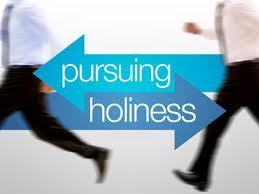 holiness pursuing