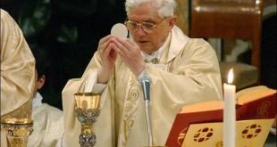 eucharist JPII L