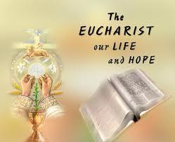 eucharist life and hope