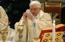 eucharist pope JPII sm