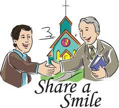 evangelize share a smile