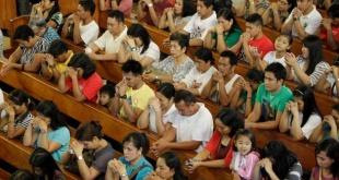 filipino and catholic large