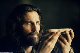 jesus in eucharist
