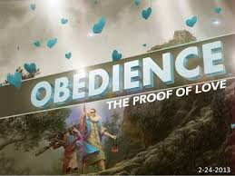 obedience love