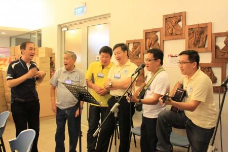 music ministry w_ emcee sharer