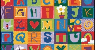 alphabet blocks L