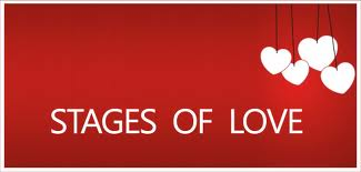 love stages of