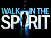 spirit filled walk