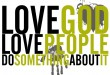 love god people L