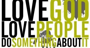 love god people L