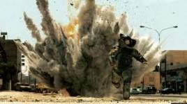 bomb in war