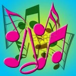 music notes-2