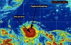 vongfong typhoon