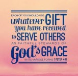 serving others thrus grace