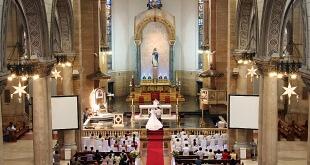 catholic church large