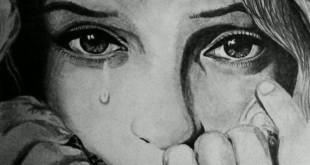 crying face large