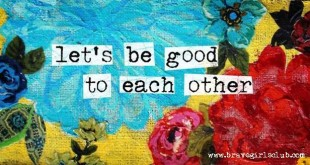 do good to others
