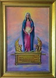 mary ark of covenant