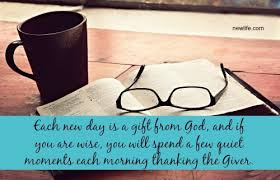 day as gift w bible