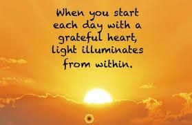 day as gift w gratefull heart