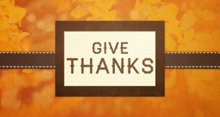 give-thanks L