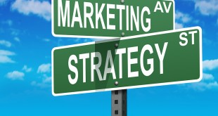 marketing strategy sign L