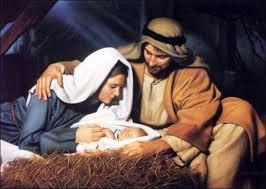 baby jesus in manger sm