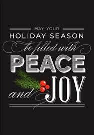 christmas peace joy