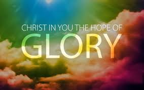 christ in you hope of glory small