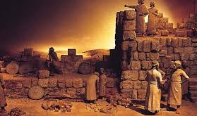 nehemiah rebuilding the wall