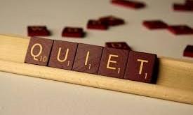 quiet scrabble