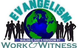 evangelism work and witness