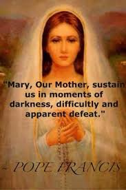 mary help us