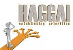 haggai establishing priorities