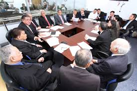 business board meeting