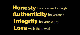 integrity of love