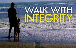 integrity walk with