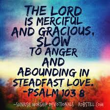 lord is gracious