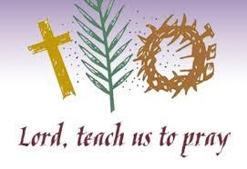prayer teach us Lord