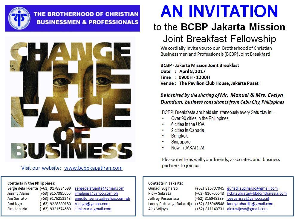 Invite Jakarta
