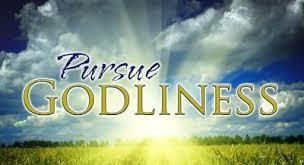 godliness pursuit