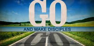 sharing faith make disciples