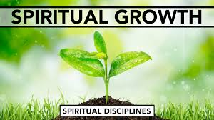 spiritual growth with discipline