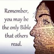 bible is you