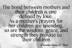 mother child bond
