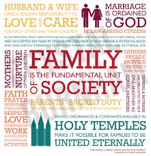 family blurb