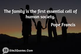 family by pope francis