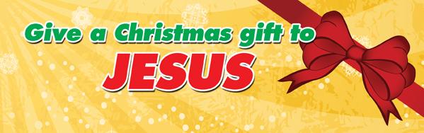 christmas gift for jesus