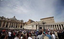 vatican st peter square